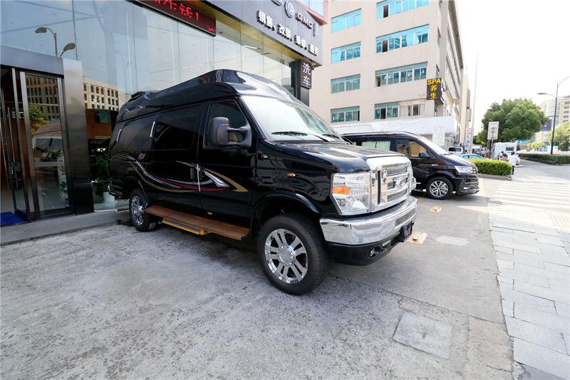 福特房车E350四驱房车外观及内饰图片-房车高清图