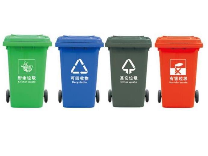 分类垃圾桶简介及特点作用