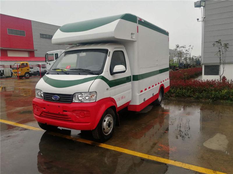 国六开瑞移动售货车